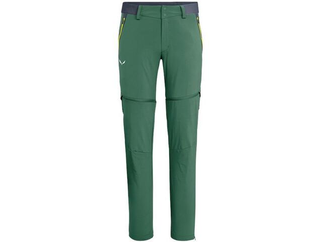SALEWA Pedroc Durastretch Pantaloni 2in1 Uomo, myrtle